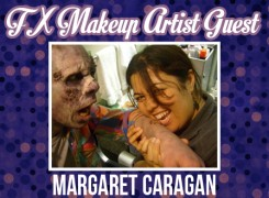 FX Makeup Artist Guest Announcement!