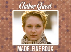 Author Guest Announcement!